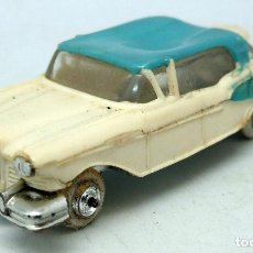 Coches a escala: FORD EDSEL ANGUPLAS MINI CARS Nº 7 MADE IN SPAIN 1/86 AÑOS 60. Lote 89184632