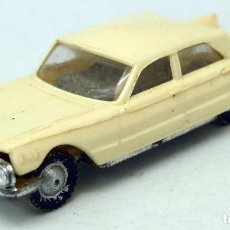 Coches a escala: FORD COMET ANGUPLAS MINI CARS Nº 89 MADE IN SPAIN 1/86 AÑOS 60. Lote 89286776