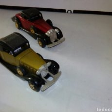 Coches a escala: LOTE COCHES MADE IN HONG KONG . Lote 89482094