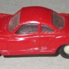 Coches a escala: MINI CARS ANGUPLAS KARMANN GHIA ORIGINAL AÑOS 60 . Lote 90352108