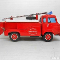Coches a escala: 1425 SOLIDO CAMION SAVIEM BOMBEROS POMPIERS TRUCK LORRY FIREMEN MODEL MINIATURE. Lote 90906645