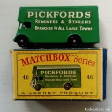 Modellautos - matchbox - pickford removal van - 91252260