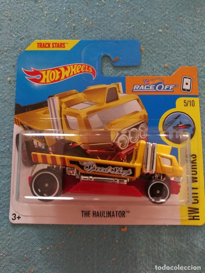 Hot Wheels The Haulinator Nuevo En Su Blist Comprar Coches En