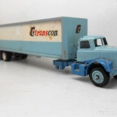 Coches a escala: 1440 THE WINROSS COMPANY TRUCK CAMION TC TRANSCON USA MODEL LORRY METAL. Lote 92374975