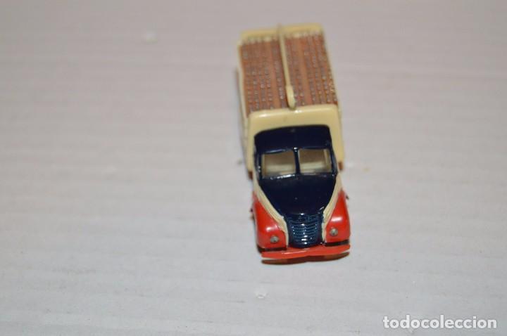 Coches a escala: ANGUPLAS MINI CARS CAMION EBRO PEPSI COLA - N 15 - 1/86 - MUY ANTIGUO, EN CAJA ORIGINAL - HAZ OFERTA - Foto 4 - 92743110