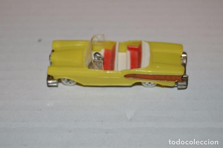 Coches a escala: ANGUPLAS MINI CARS - FORD EDSEL CONV - SERIE USA - 1/86 - MUY ANTIGUO, EN CAJA ORIGINAL - HAZ OFERTA - Foto 2 - 92743630