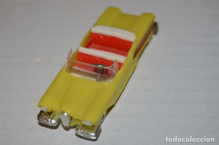 Coches a escala: ANGUPLAS MINI CARS - FORD EDSEL CONV - SERIE USA - 1/86 - MUY ANTIGUO, EN CAJA ORIGINAL - HAZ OFERTA - Foto 8 - 92743630