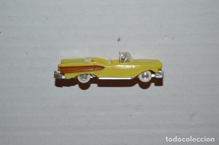 Coches a escala: ANGUPLAS MINI CARS - FORD EDSEL CONV - SERIE USA - 1/86 - MUY ANTIGUO, EN CAJA ORIGINAL - HAZ OFERTA - Foto 9 - 92743630