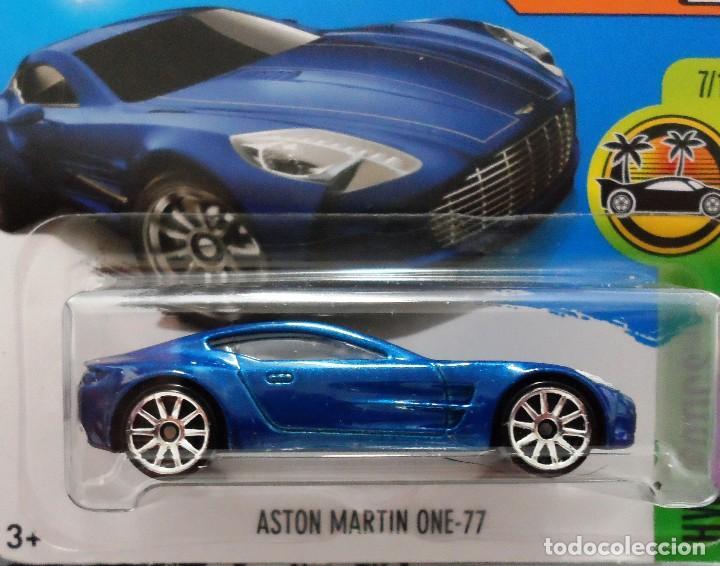 Hot Wheels Aston Martin One 77 Azul Verkauft Durch Direktverkauf 93042255