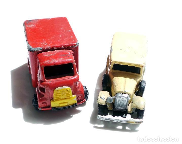 Escala Metalicos A Juguetes Coche Camion Danone Miniatura 29EDWIYH