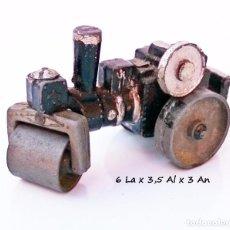 Coches a escala: 1/64 ROAD ROLLER DE VAPOR ( RARO ) MADE IN BRITAIN 1940 MARCA DESCONOCIDA. Lote 93401955