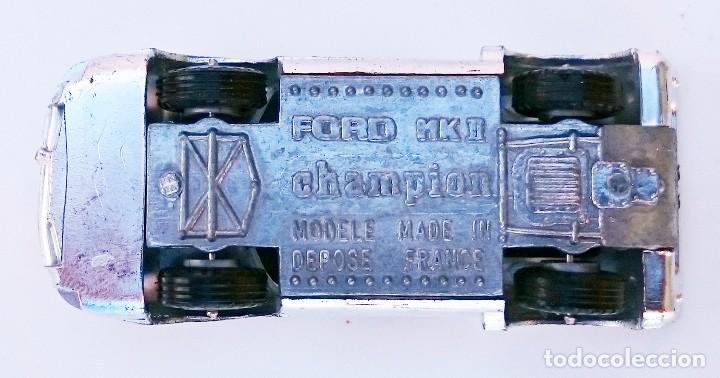 Coches a escala: CHAMPION FORD MK 2 - MADE IN FRANCIA - Foto 6 - 93615365