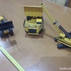 Modellautos - 3 vehiculos obra a escala + Jeep a escala · CATERPILLAR - 93969490