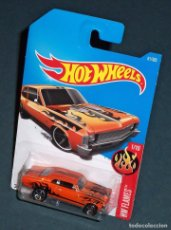 YRTS Hot Wheels 1968 CHEVY NOVA Scale 1:64 Metal ¡New!