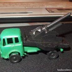 Modellautos - CAMION BEDFORD AMETRALLADORA,COLOR VERDE,AÑOS 60 - 95041327