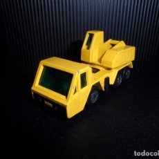 Coches a escala: CRANE TRUCK Nº 49 LESNEY MATCHBOX SUPERFAST 1976. Lote 95065223