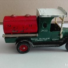 Coches a escala: MATCHBOX FORD MODEL T BP YESTERYEAR. Lote 95332271