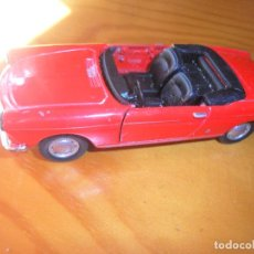 Coches a escala: PEUGEOT 404 A FRICCION - 11,5 CM. LARGO METAL WELLY. Lote 95731396