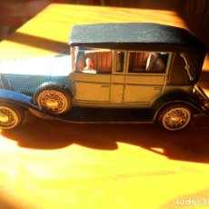 Coches a escala: LINCOLN L 1928 - 12,5 CM. LARGO METAL GUISVAL SPAIN -. Lote 95731795