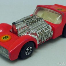 Coches a escala: ROAD DRAGSTER 1970 MATCHBOX SUPERFAST LESNEY Nº 19 AÑOS 70. Lote 96577211
