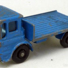 Coches a escala: SITE HUT TRUCK MATCHBOX LESNEY Nº 60 AÑOS 60. Lote 96579351