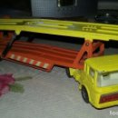 Coches a escala: MATCHBOX DAF CAMION PORTACOCHES. Lote 96597739