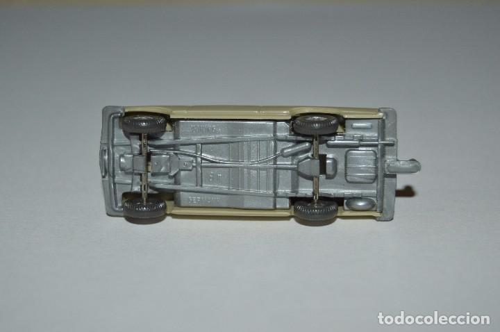 Coches a escala: Opel Rekord modelo 63 - 8R - WIKING - H0 1:87 - años finales 60 primeros 70 - Foto 4 - 96839515