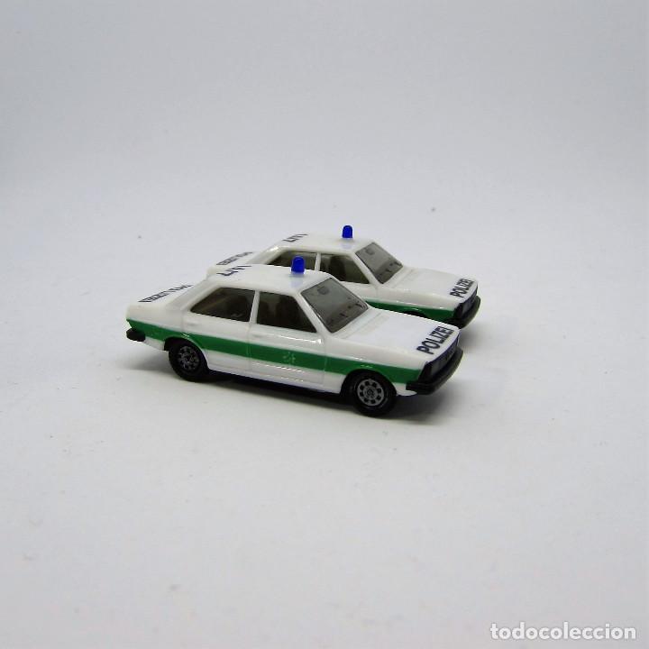 Gte Alemana En Audi 80 724 De Policia Vendido Pareja Venta Herpa ZiuXTOPk
