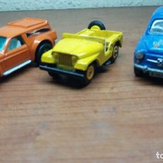 Coches a escala: LOTE MATCHBOX GUISVAL. Lote 98068867