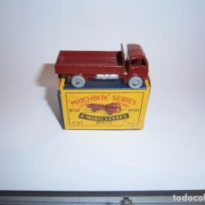 Coches a escala: MATCHBOX SERIES, A MOKO LESNEY, ERF LORRY, REF. 20A. Lote 98075843