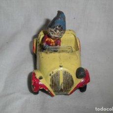 Coches a escala: NODDY AND HIS CAR.MORESTONE SERIES.MADE IN ENGLAND.LE FALTA UN FOCO VER FOTOS DEL ESTADO. Lote 98080135