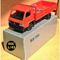 Coches a escala: NZG REF 397 MERCEDES MB 700 VAN. Lote 98594883