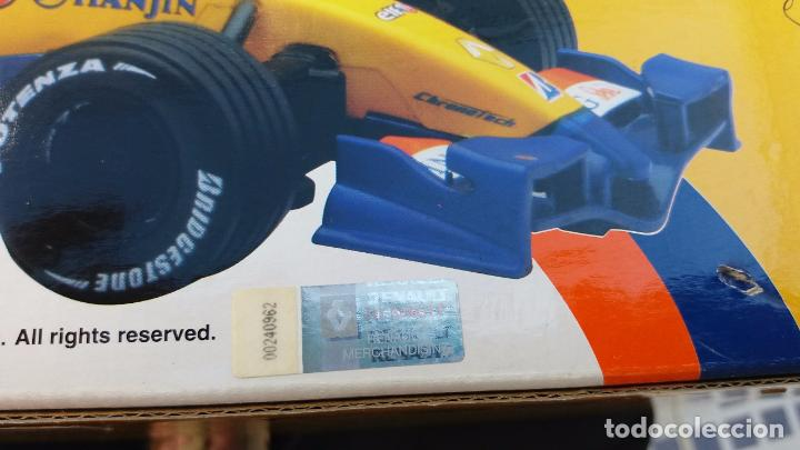 Coches a escala: NEW RAY RENAULT ING FORMULA 1 FERNANDO ALONSO. IMPORTANTE LEER - Foto 10 - 98610043
