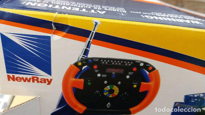 Coches a escala: NEW RAY RENAULT ING FORMULA 1 FERNANDO ALONSO. IMPORTANTE LEER - Foto 11 - 98610043