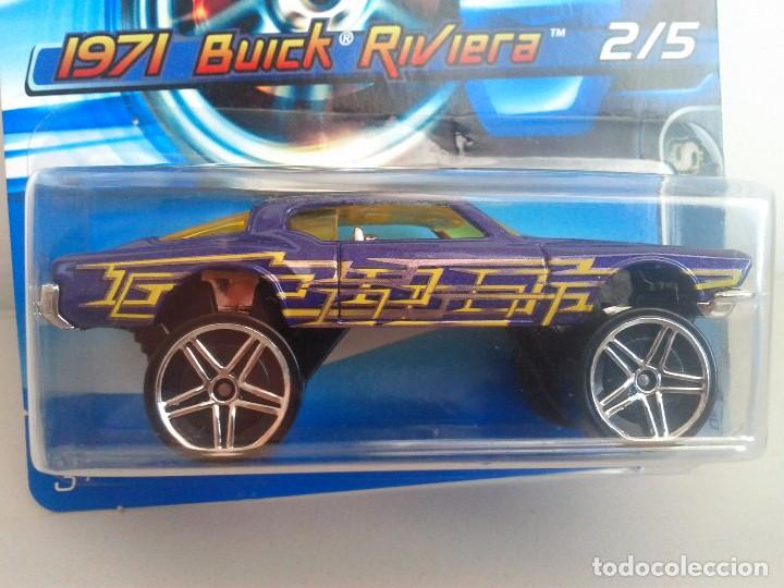Hot Wheels 1971 Buick Riviera Hi Rakers 2006 Gm Sold Through Direct Sale 140321638