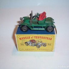 Coches a escala: MATCHBOX YESTERYEAR, RENAULT 1911, REF. Y2 SERIE 2. Lote 98695531