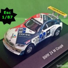 Coches a escala: SCHUCO BMW Z4 M COUPE SCHUBERT MOTORS GT GRAN TURISMO DUNLOP BOSCH. Lote 98813363