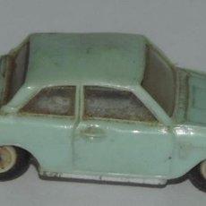 Coches a escala: COCHE ANTIGUO DE MINI CARS, ANGUPLAS, ESCALA 1/86, FORD TAUNUS. Lote 99028575