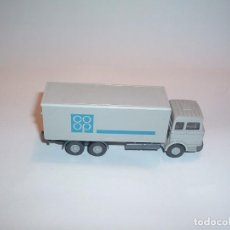 Coches a escala: WIKING, CAMION MERCEDES.. Lote 100436203