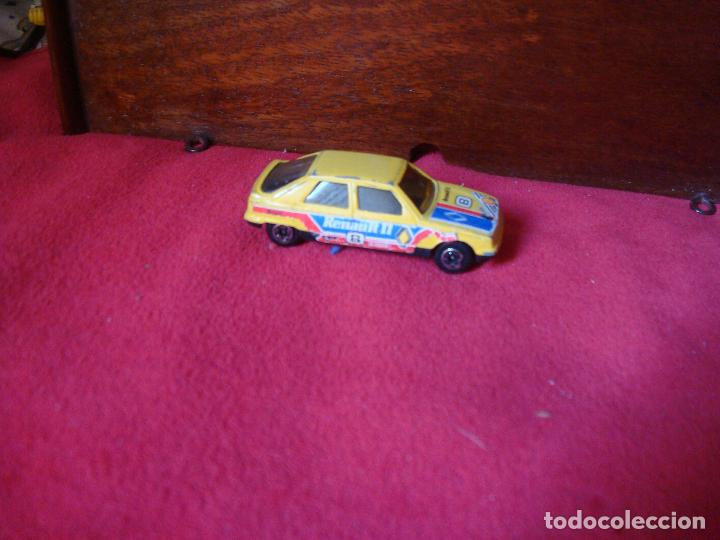 Coches a escala: mira renault 11 made in spain 7,50 cm - Foto 1 - 100987031