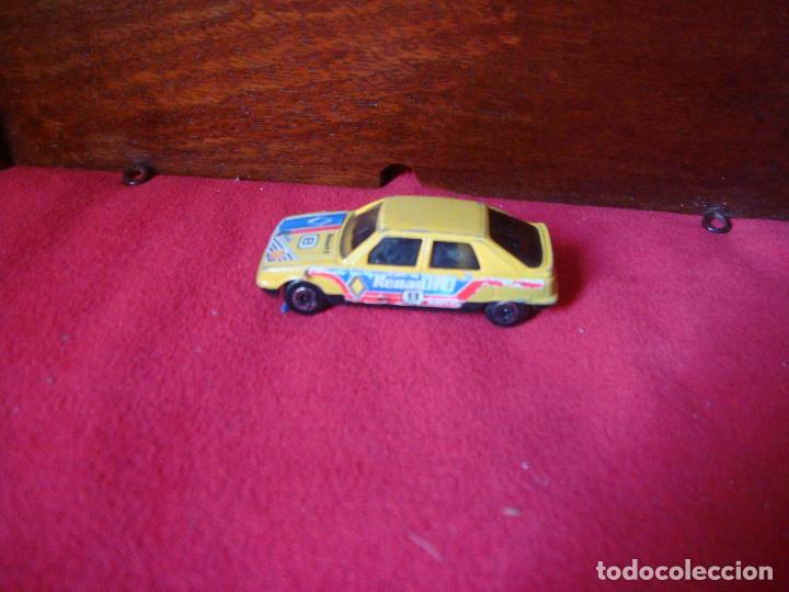 Coches a escala: mira renault 11 made in spain 7,50 cm - Foto 2 - 100987031