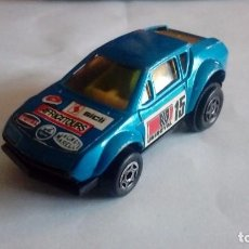 Coches a escala: MAJORETTE MOTOR RENAULT ALPINE A310 MADE IN FRANCE. Lote 101746803
