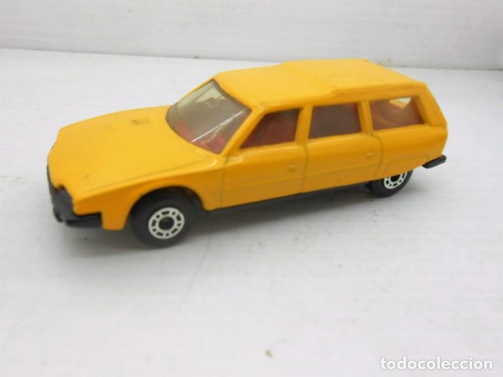 1558 COCHE CITROEN CX MATCHBOX LESNEY 1979 METAL MODEL CAR MINIATURE ALFREEDOM (Juguetes - Coches a Escala Otras Escalas )
