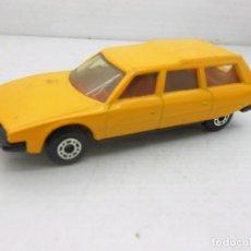 Coches a escala: 1558 COCHE CITROEN CX MATCHBOX LESNEY 1979 METAL MODEL CAR MINIATURE ALFREEDOM. Lote 101795835