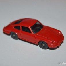 Coches a escala: RARO PORSCHE 911 (160) DE WIKING - H0 1:87 - 1979-85 - REF. 160A/2A - ROJO - 2ª SERIE . Lote 101934255