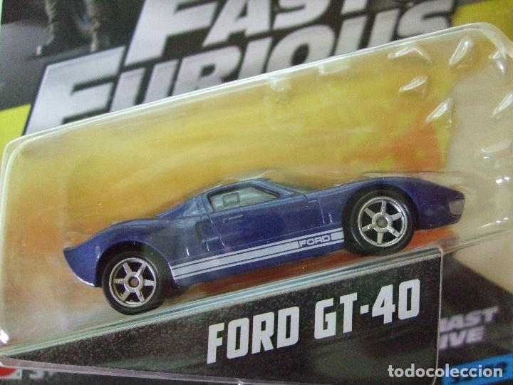 Beautiful Coches A Escala Ford Gt Gt Fast U Furious Fast Five With Ford Gt Fast Five