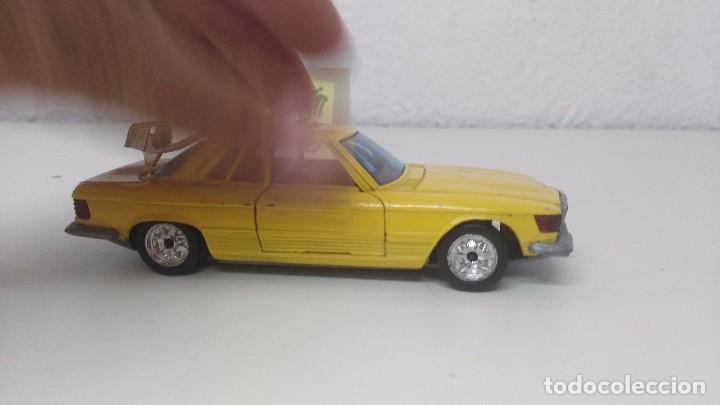 Coches a escala: antiguo coche de guisval mercedes 350 l - Foto 3 - 222005676