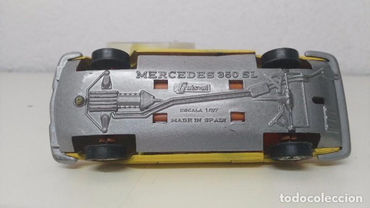 Coches a escala: antiguo coche de guisval mercedes 350 l - Foto 5 - 222005676
