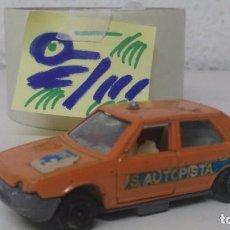 Coches a escala: ANTIGUO COCHE DE GUISVAL SEAT RITMO. Lote 102955343