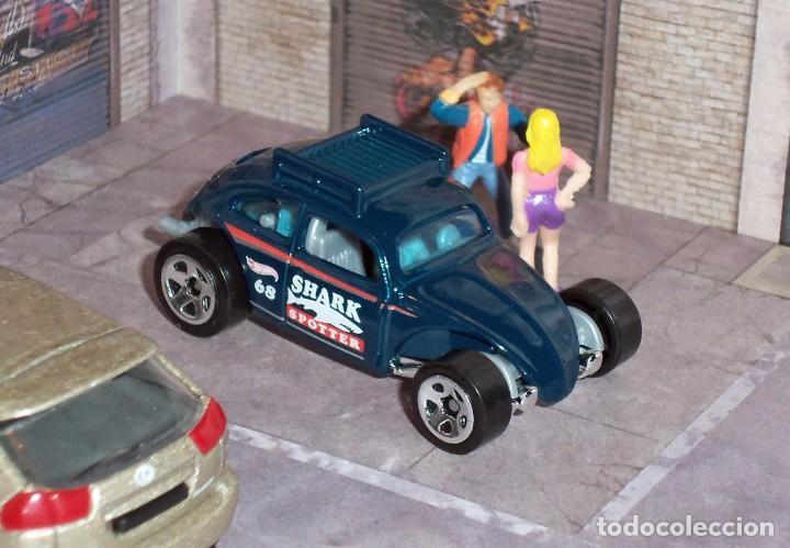 Coche Volkswagen Beetle Custom Shark Spotter Comprar Coches En